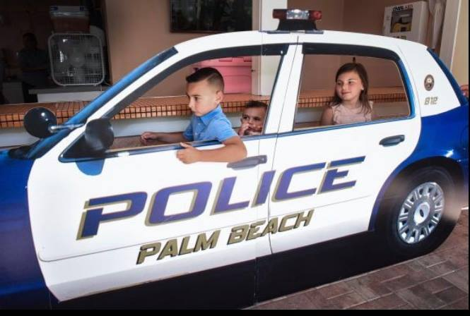 Palm Beach Police -Colony Event