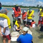 Dipnetting at Biscayne Bay Nature Ctr