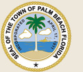 Seal of the Town of Palm Beach, Florida