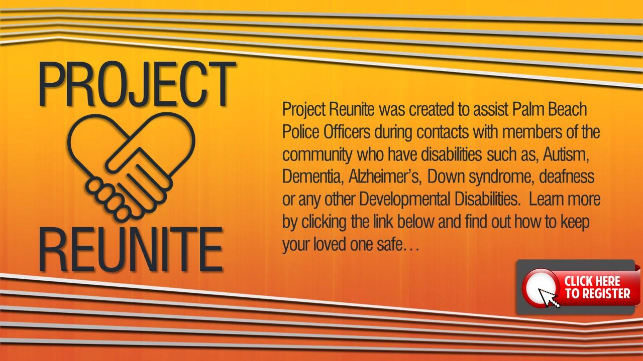 Project ReUnite